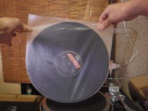 レコード盤収納 3